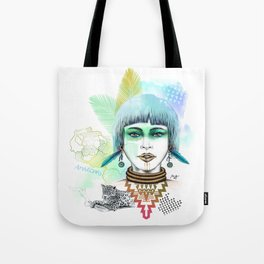 Amazon Beauty Tote Bag
