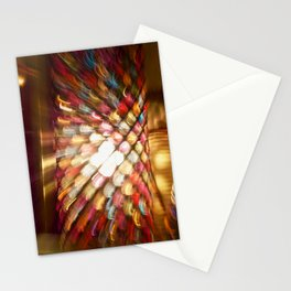 Abstract Alice Stationery Cards