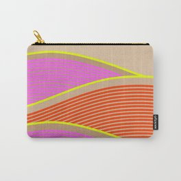 Happy Times - Flower Hills Carry-All Pouch