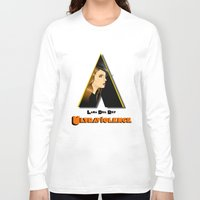 ultraviolence Long Sleeve T-shirts featuring ULTRAVIOLENCE by ELIAOKO