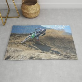 Dishing the Dirt - Motocross Champion Race Rug