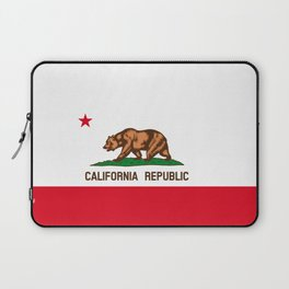 State of California flag Laptop Sleeve