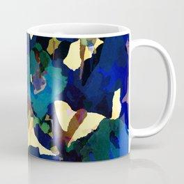Daffodil Blue Coffee Mug