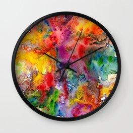 birth of dissent Wall Clock