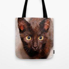 cat Hera #cat #cats #animals Tote Bag