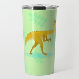 Gallimimus, From That Chase Scene Travel Mug