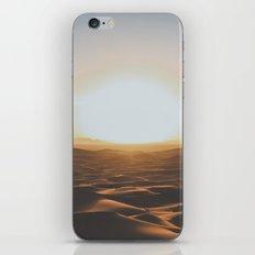 Merzouga, Morocco iPhone & iPod Skin