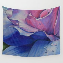 Rose 1 Wall Tapestry