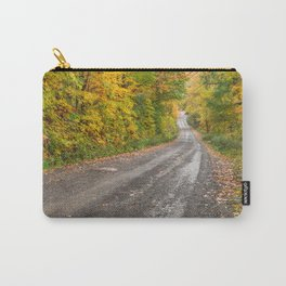 Serpent Forest Road Carry-All Pouch