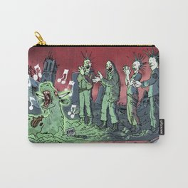 MUTANT PUNK GIG Carry-All Pouch