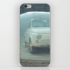bubble car iPhone & iPod Skin