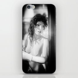 Sentient Fear and Confusion iPhone Skin