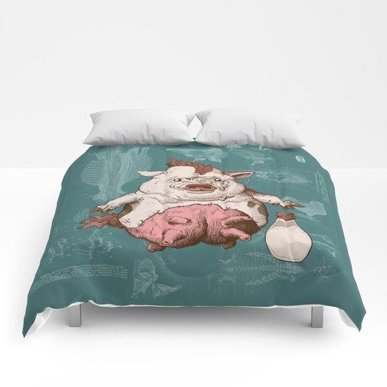 Entrée Comforters