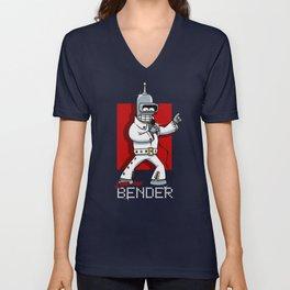 Love me bender Unisex V-Neck