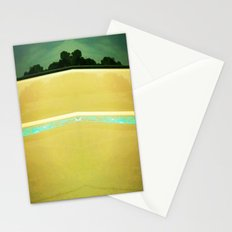 Beach to Paradise Stationery Cards