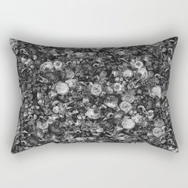 Baroque Macabre II Rectangular Pillow