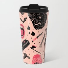 Whole Lotta Horror Metal Travel Mug