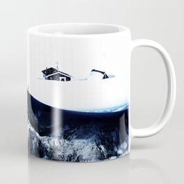 Hiking for Winter Coffee Mug