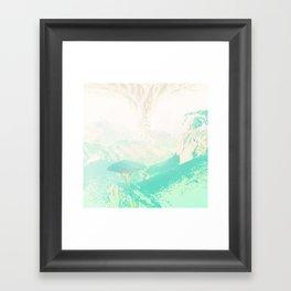 OASIS Framed Art Print