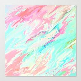 Sea of Spring Canvas Print