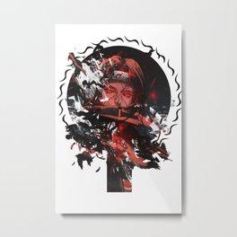Apostate ninja Metal Print