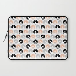 Frosted Donuts - Peach Laptop Sleeve
