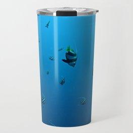Fish Fall Travel Mug