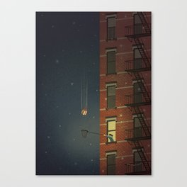 A Special Gift Canvas Print