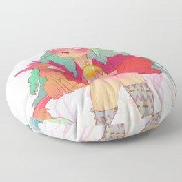 Holiday treat Floor Pillow