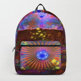 A Glorious Storm Up Ahead Backpack