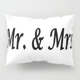 Mr. & Mrs. Pillow Sham
