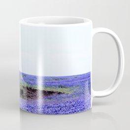 Lonely Tree & Bluebonnets Coffee Mug