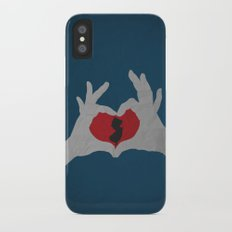 I  Heart NJ Slim Case iPhone X