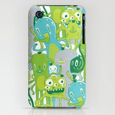 Done with Monster School! iPhone (3g, 3gs) Slim Case