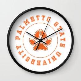 PSU CIRCLE Wall Clock