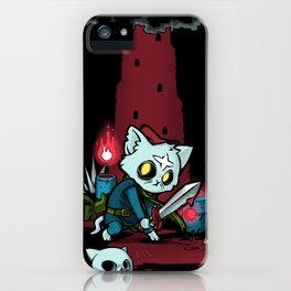 The Doom Spire iPhone Case