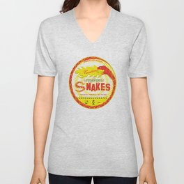 Harry Potter Props Label Unisex V-Neck