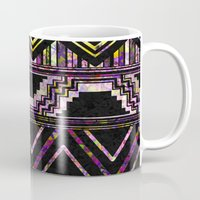 native american Mugs featuring Native American by Ben Geiger