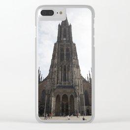 Kölner Dom Clear iPhone Case