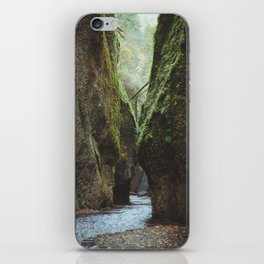 Oneonta Gorge iPhone Skin