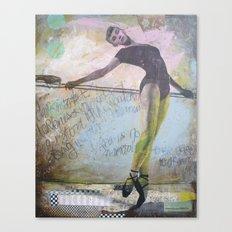 Dark Dreamer Canvas Print
