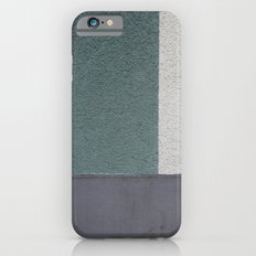Green Stucko Slim Case iPhone 6s