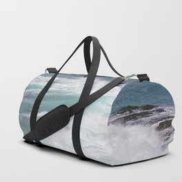 Furious ocean Duffle Bag