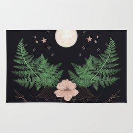 Night Bloomer Rug