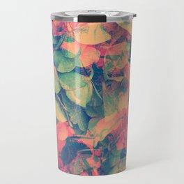 Candied Hydrangea Travel Mug