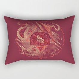 The Dunwich Horror Rectangular Pillow