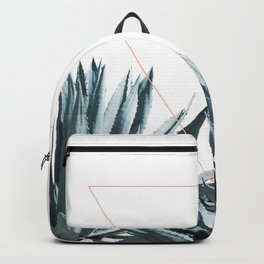 Agave Triangle Backpack