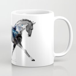Horse (Trotting Elegance) Coffee Mug