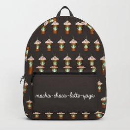 Caramel Frappucino Backpack