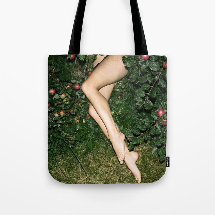 The Cider House Legs Tote Bag
